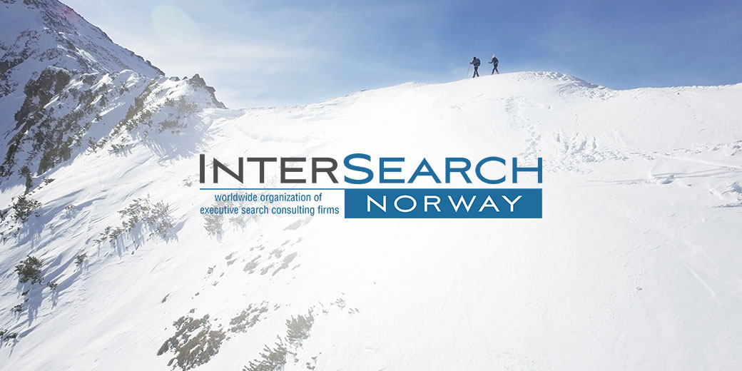 InterSearch Worldwide partner in Norway re-branding - New name, New opportunities, Same passion